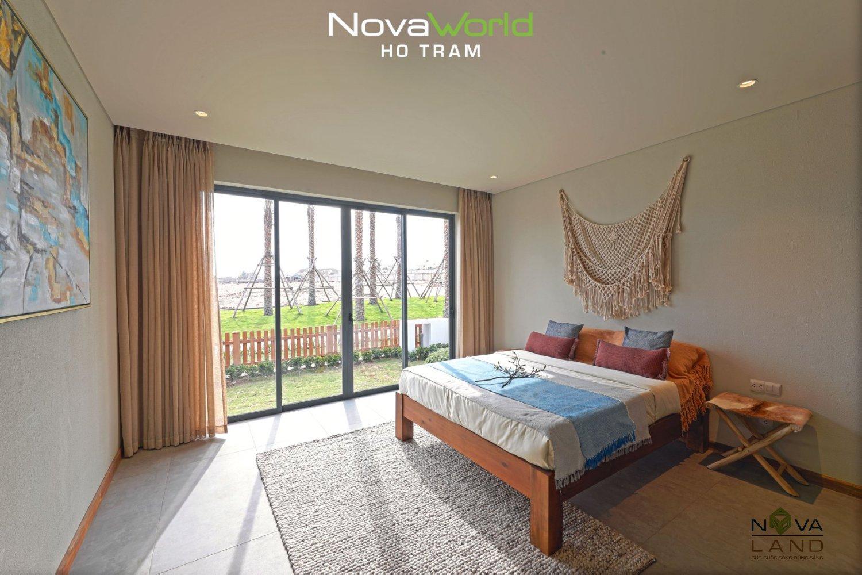Thiết kế phòng ngủ NovaWorld Hồ Tràm