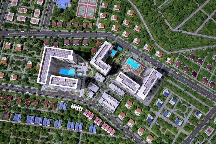 Phối cảnh dự án căn hộ chung cưOrchard Parkview Phú Nhuận