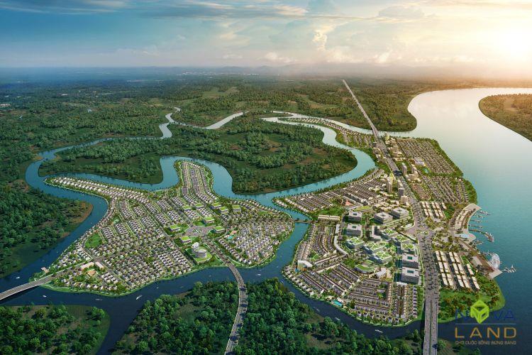Tổng quan dự án Aqua City Đồng Nai